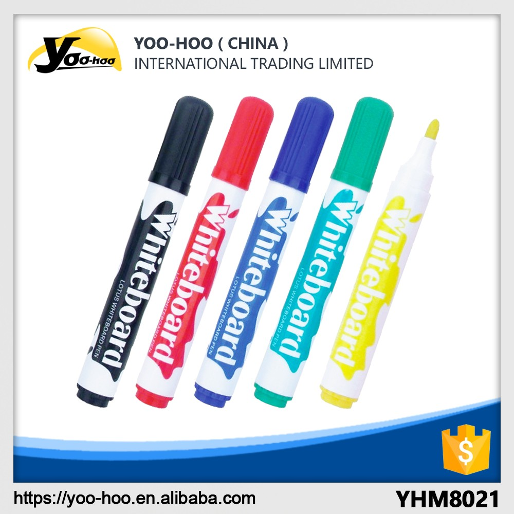 Office stationary OEM multicolor Jumbo Dry eraser marker whiteboard marker