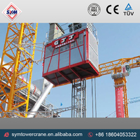 Top quality professional lifting construction building hoist From Factory