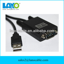 Usb 2.0 to rs232 cable driver converter usb to serial port