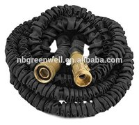 2016 factory wholesale stock newly on market thicken inner pipe 25 ft garden water hose expanda