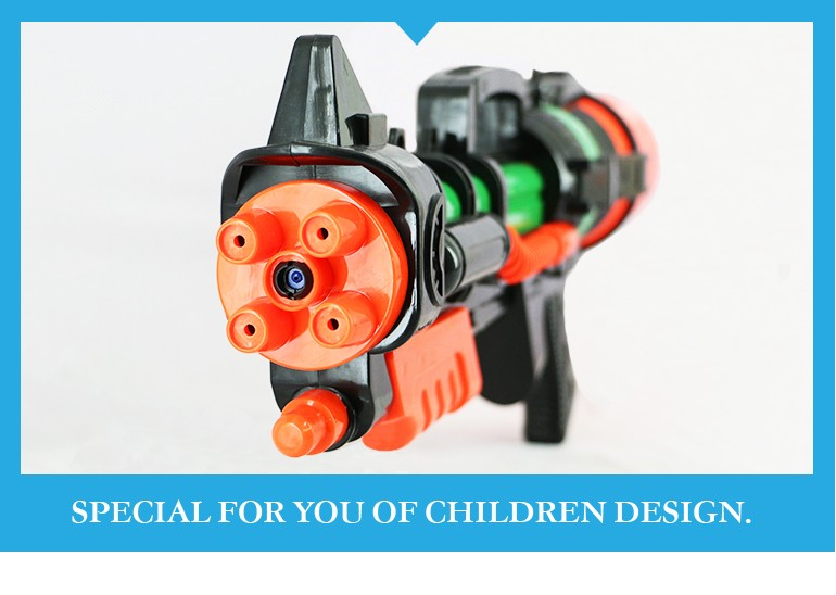 Shantou factory new item summer outdoor toys wholesale water guns for kids and adults