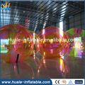 Colorful water walking ball, walk on water ball, inflatble water ball