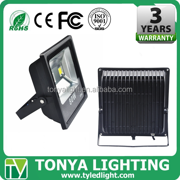 epistar led flood light 80 watts led light flood good quality super slim