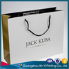 Custom Paper Shopping Bag With Logo