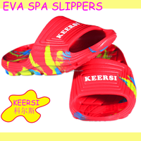 EVA Upper EVA Outsole Style Spa Pool Ladies Slippers