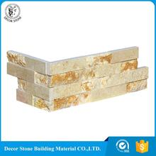 2017 New decorative wall corner guards stacked stone panel