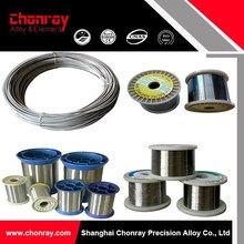 Cr30Ni70 nickel chromium alloy resistance coil ribbon