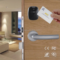 novel design security intelligent electronic locks for hotels