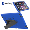 Case For Ipad Pro icon Silicone Cover Dual Layer Holster Kickstand Cases