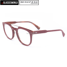 Wholesale acetate optical frames and read glasses with custom logo eyewear frame