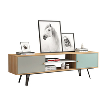 Simple Multi-function Entertainment TV Stand Cabinet Modern Design Living Room TV <strong>Furniture</strong>
