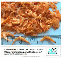 Thailand Dried orange baby shrimp