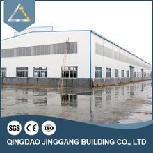 Certificated Large Span Two Storey Building