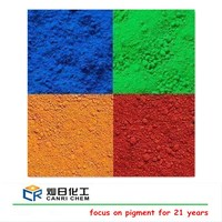 Color dye and pigments 95% fe2o3 red iron oxide for concrete/asphalt bitumen