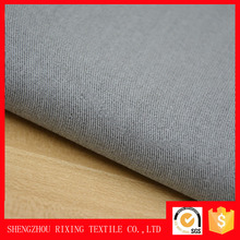 Factory wholesale woven twill TR cotton fabric 86 polyester 14 spandex fabric