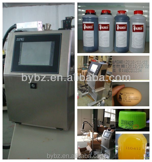 Hot Sale Shanghai YB-28K Automatic Glass/Plastic Bottle Printer
