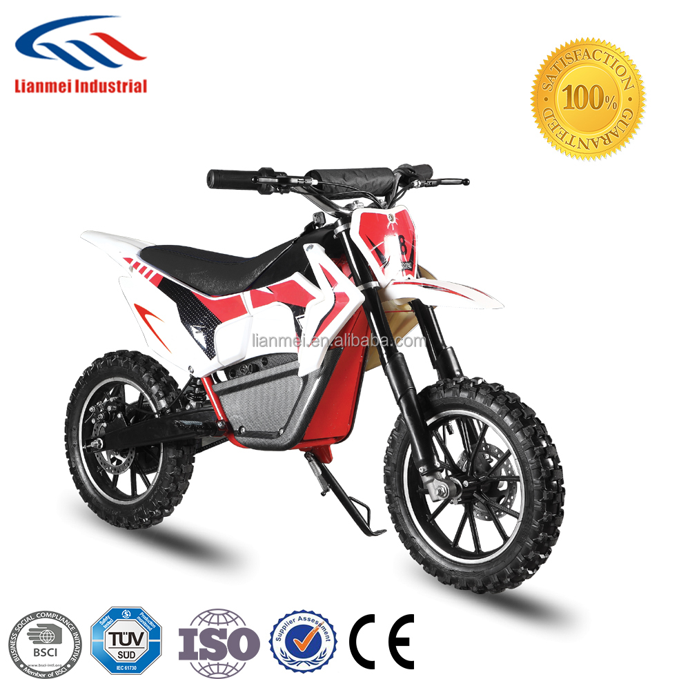 electric dirtbike lead acid battery power mini motor for sale