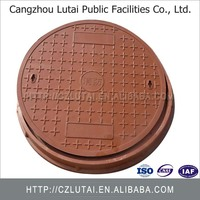 China Gold Manufacturer Manhole Cover Mould