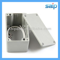 2013 newest aluminium case waterproof