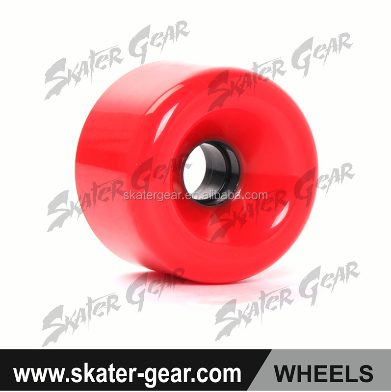 SKATERGEAR 75*50MM wheels waveboard shopping cart 4 wheel 2 wheels scooter for adults