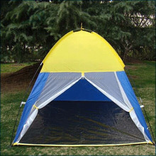 custom 2-person Family Camping Dome Backpacking Tent