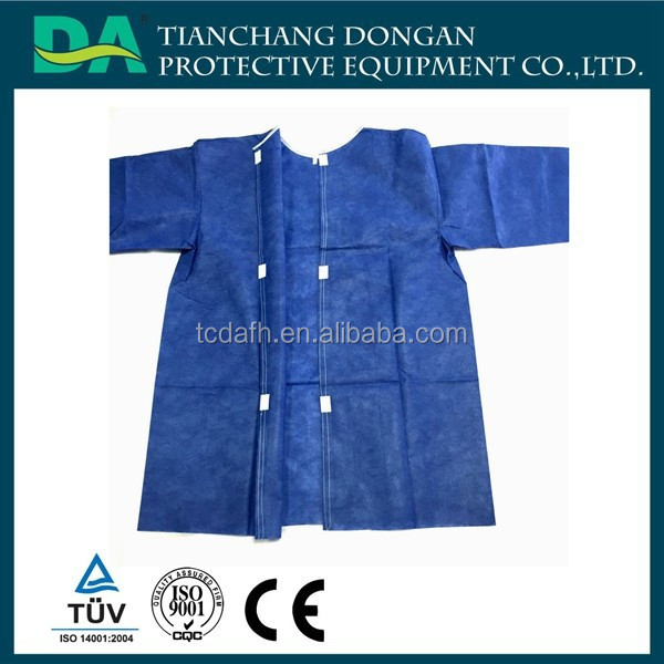 Disposable scrub suits, Disposable mens Medical Scrubs