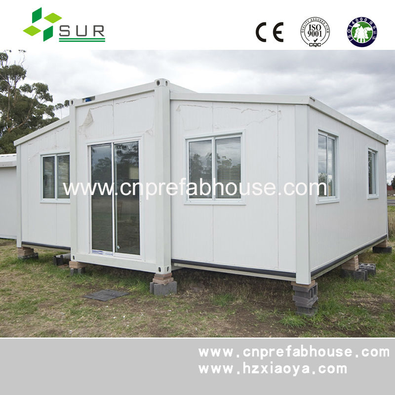TIO Smart Container house(Three In One, One expanded to Three)