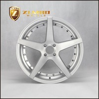 ZUMBO Z93 Car Wheel For BMW,20 Inch Replica Aluminum Wheel With Silver Finish