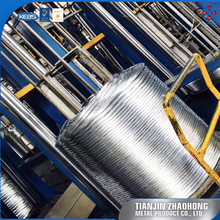 low carbon galvanized thin flexible iron banding wire