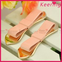 Pink PU Mexico beautiful women's shoe ornaments christmas WSC-368