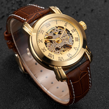 Skeleton Automatic Mechanical Watches Men Luxury China Watch Suppliers
