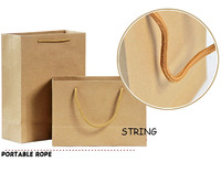 Hot selling wholesale brown paper bags for packing