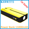 11000mAh car jump starter power bank for Nokia HTC all brand smartphone and laptop