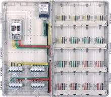 Top Quality Distribution Box/Electric Meter Box/Control Panel Board