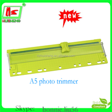 A5 manual guillotine paper cutter, used paper cutter for sale