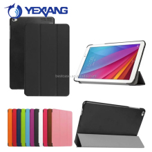9.6 inch pc pu leather flip cover Tablet protective case for huawei mediapad t1 10