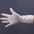 easy donning without powder latex exam glove