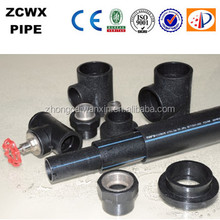 reliable polyethylene pipe price of different standard