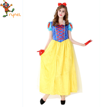 PGWC5103 Snow White Princess Woman Party Cosplay Costume