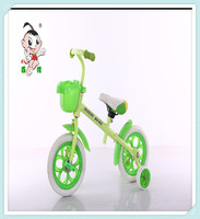 2016 new design hot sale training wheel tricycle for children for 1-4 years old with best quality