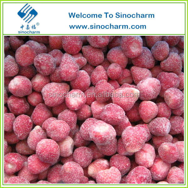 Frozen Strawberry Manufacturer in China