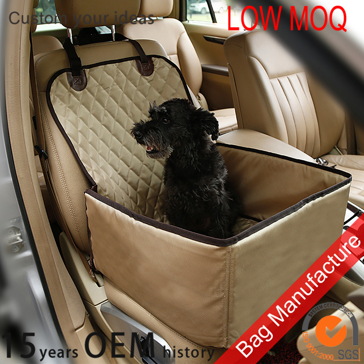 Functional pet mat for car seat Hammock type Extra heavy