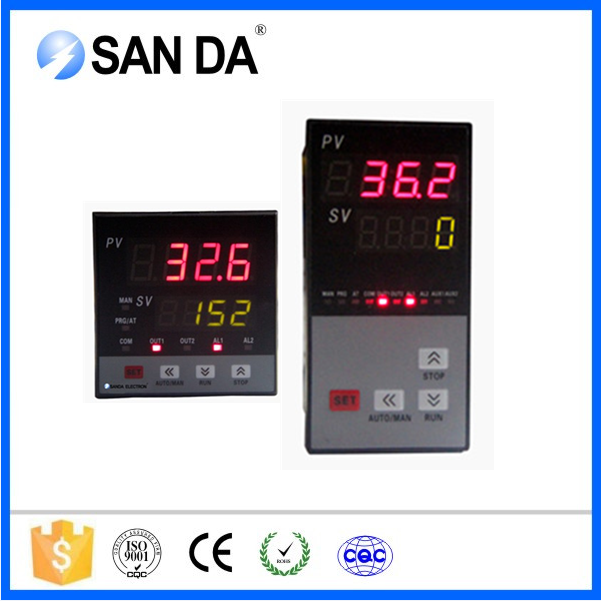 RS 485 communication and 4-20mA output PID Temperature Controller