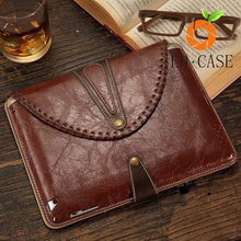 360 Rotating Luxury Leather Stand Smart Case Cover for iPad 2 3 4