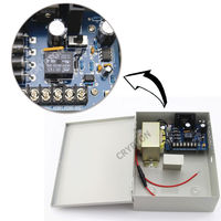 back up power supply for access controllers