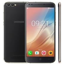 2017 New Products DOOGEE X30 smartphone 2GB 16GB 5.5 inch 2.5D Android 7.0 mobile phone all brands online shopping India
