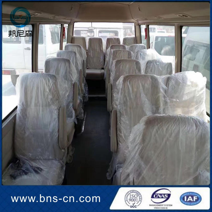 Hot sale diesel type 23 seats 2015 Year passenger used bus for sale