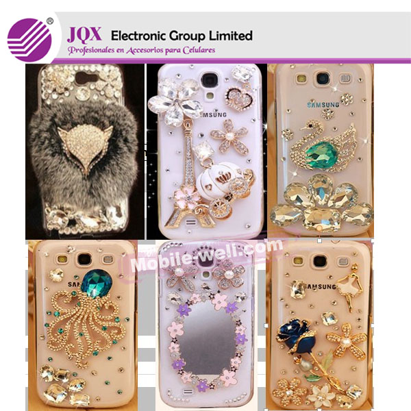 bling diamond case New design flip case cover for mobile phone for nokia lumia 920