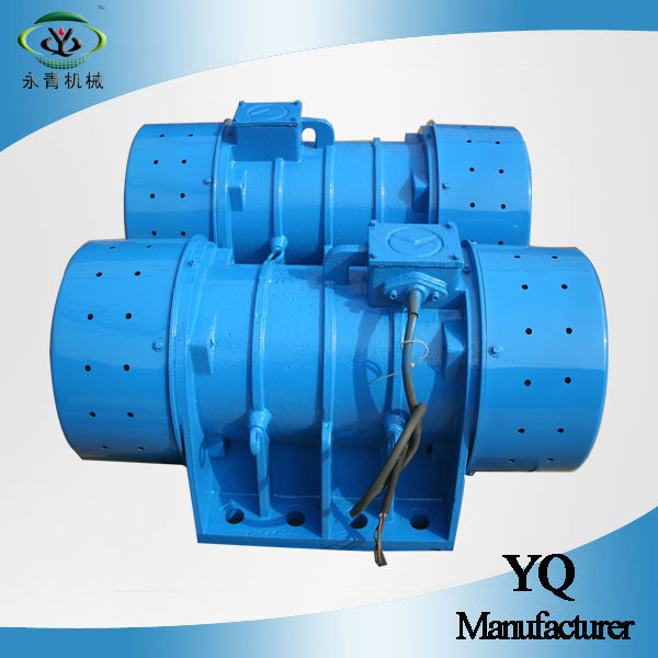 YQA rotary vibration equipment motor for vibratory machinery