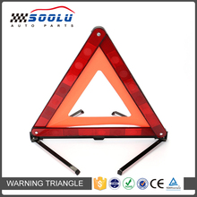 Plastic Reflector Emergency Highway Warning Triangle Kit